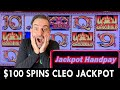 💸 $100 Spins 💸 Cleopatra Jackpot Fortunes