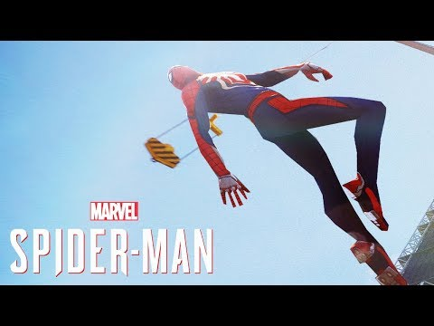 SPIDERMAN PS4 - HUGE GAMEPLAY TEASING BY INSOMNIAC GAMES! BUT DOES IT NEED TO STOP?