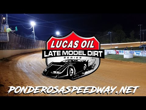 Lucas Oil Super Late Models coming to Ponderosa Speedway Friday Aug 30th 2019