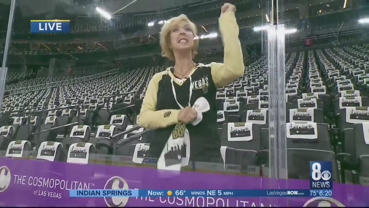 Sherry Shows Of The Front Row 8 News Now Las Vegas