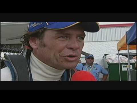 HD Scott Riggs And Michael Waltrip Flips 2005 UAW Ford 500 Talladega