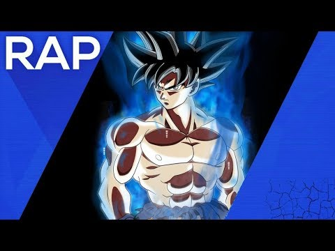 Rap de Goku Limit Breaker/Ultra Instinct EN ESPAÑOL (Dragon Ball Super) - Shisui :D