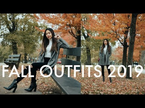 [VIDEO] - Fall outfits | style with Helen | Helen Nguyen 2