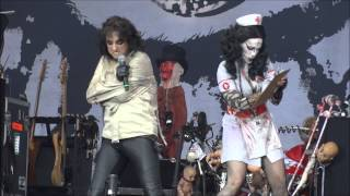Alice Cooper - Ballad Of Dwight Fry / I Love The Dead (Live - Graspop Metal Meeting 2015 - Belgium)