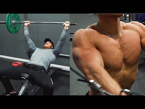 Chest And Arms Workout W/ Fabian GL