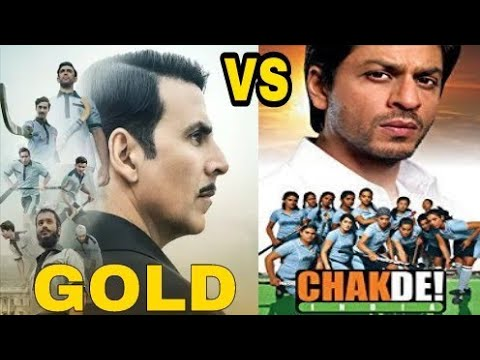 Gold Vs Chak De India, Akshay Kumar...