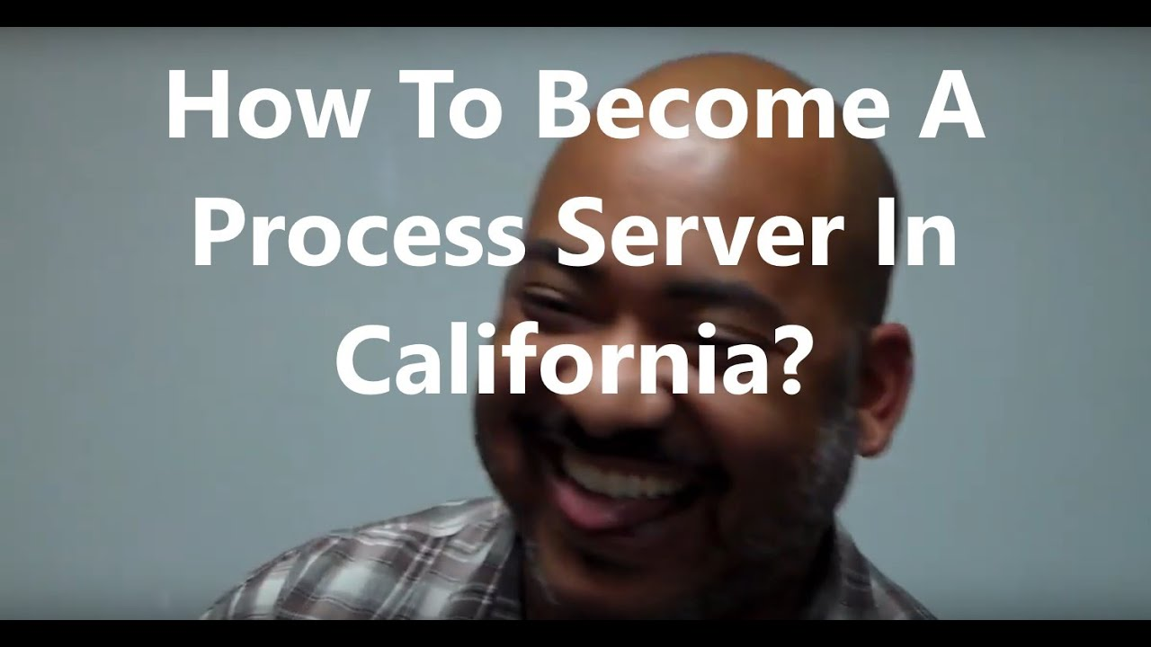 Sacramento County Recorders Office Process Server Licensing
