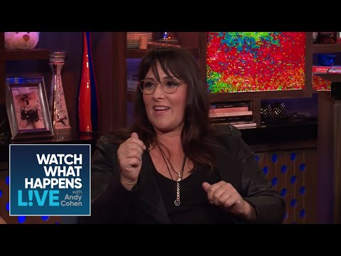 Ricki Lake Says Lucille Ball Wasn't Nice At The Oscars  WWHL