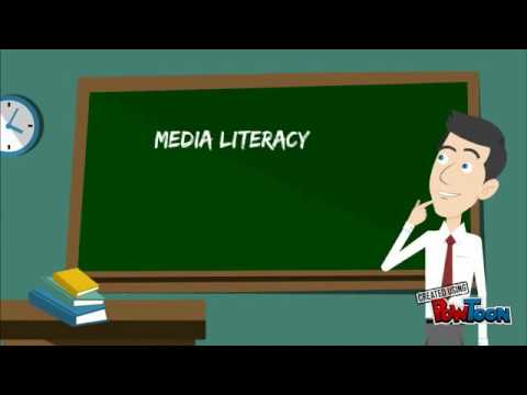 Introduction to Media and Information Literacy Animation