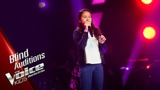 สเตฟานี่ - Havana  - Blind Auditions - The Voice Kids Thailand - 29 Apr 2019