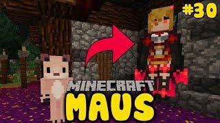 WIR VERWANDELN UNS IN EIN MONSTER ✿ Minecraft MAUS #30
