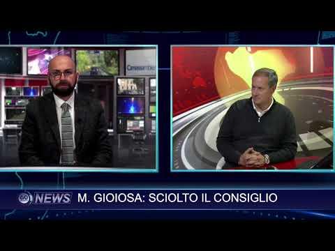 60 news del  23 novembre 2017 | Marina di Gioiosa: sciolto il Consiglio | IL VIDEO