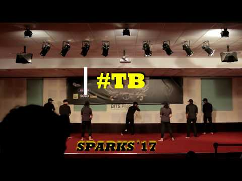 Best College Group Dance (1st Place,Sparks'17) #TB (Tamil boys) 2.0 ,BPDC