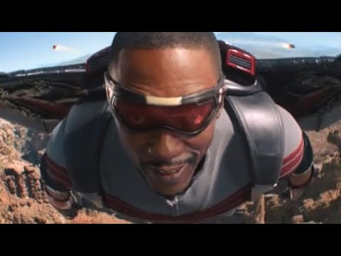 Download Falcon saves The plane / Falcon and the Winter soldier episode 1