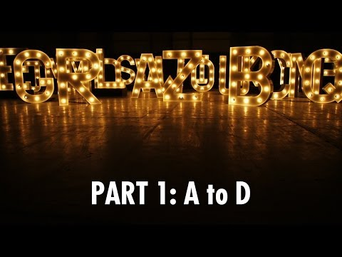 A to Z of Formula One: Part 1 (A to D)