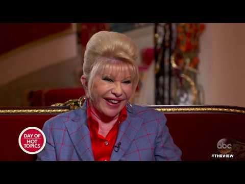 First Wives Feud Between Melania and Ivana Trump? | The View