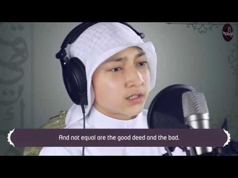 Heart Touching Quran Recitation Idriss Hachimi