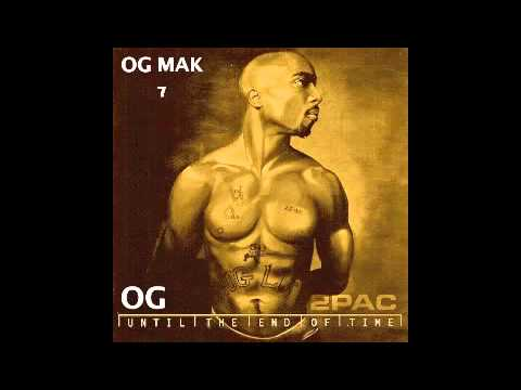 2Pac - 3. White Man'z World OG - Until the End of Time CD 2