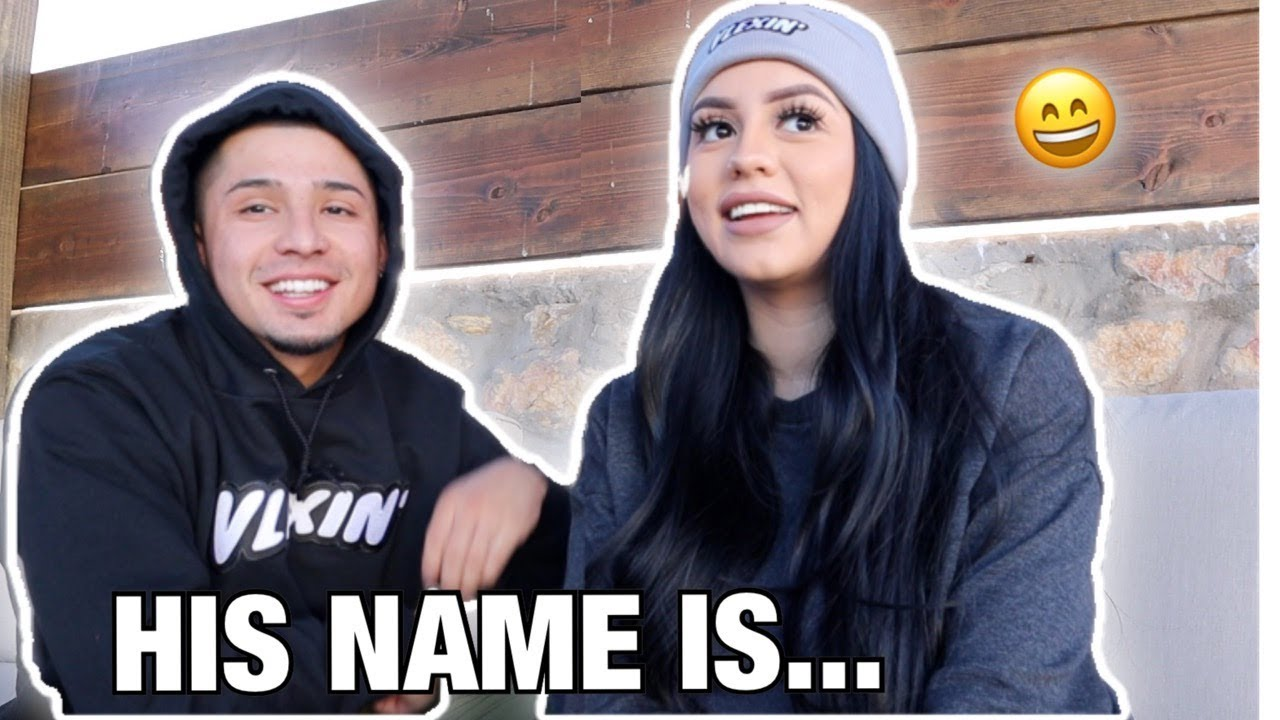 Download BABY NAME REVEAL 😄