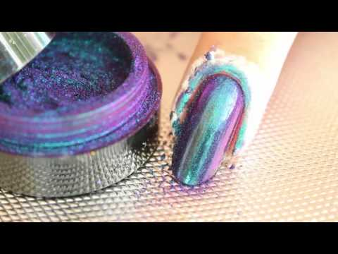 Mara Nail Art Serisi Uygulama Videosu