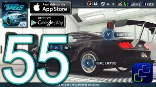 NEED FOR SPEED No Limits Android iOS Walkthrough - Part 55 - Car Series: Chapter 2: Horse Power