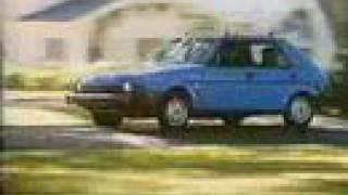 Fiat strada ritmo commercial USA