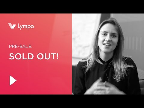 Lympo.io presale tokens are sold out!