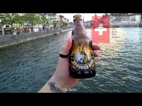 Switzerland Trip / Through Google Glass