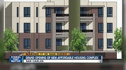 Mesa Verde Apartments affordable housing grand opening