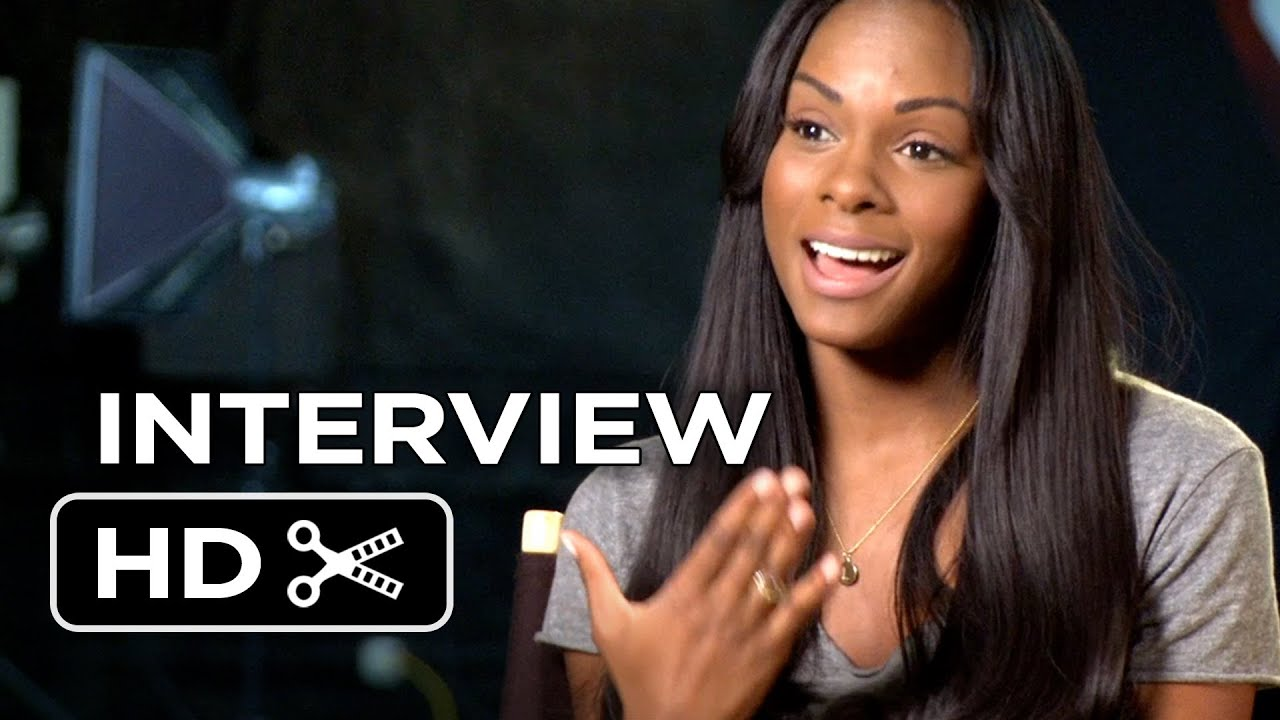 Tyler Perry's A Madea Christmas Interview - Tika Sumpter ...