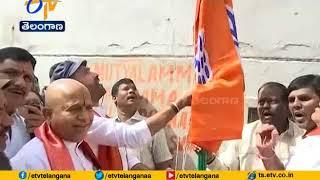 Central Minister Kishan Reddy Visits Vital Vadi & Raj Mohalla