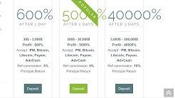 BitGuarantee.com - Deposit Day 1 - BitCoin Doubler/Multiplier Scam or Legit Test