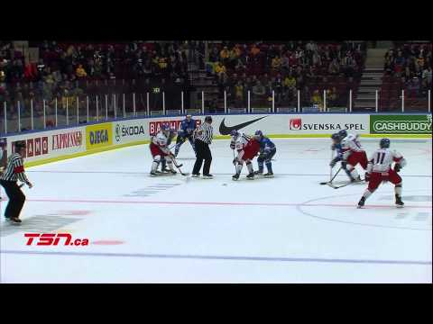 Finland v Czech Rep. QF (5-3) - 2014 IIHF World Junior Championship