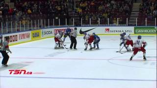 Finland v Czech Rep. QF (5-3) - 2014 IIHF World Junior Championship
