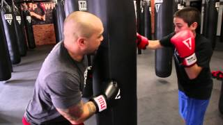 TITLE Boxing Club Killeen Weightloss Challenge