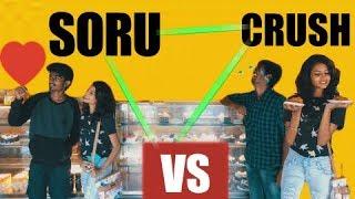 Soru vs Crush - Thug Lightu