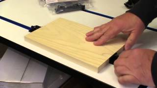 Rockler T-track Stops Review: Newwoodworker