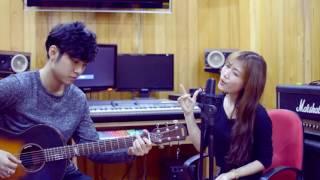 Mẹ yêu con - Vân angela & Hùng Acoustic ( studio 2nd hand )