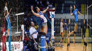 Top 50 Legendary Volleyball Spikes in Women's Volleyball