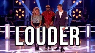 The Voice LOUDER: Battles Episode 9 Highlights - The Voice UK 2014 - BBC One