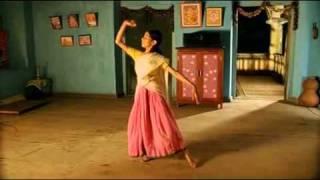 Vanaja Kuchipudi dancing clip 1 (English subs)