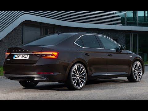 2020 Skoda Superb Laurin & Klement Features, Design And Driving