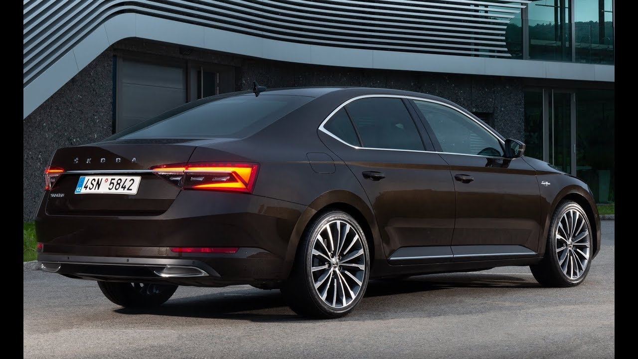 2020 Skoda Superb Laurin Klement Features Design And Driving