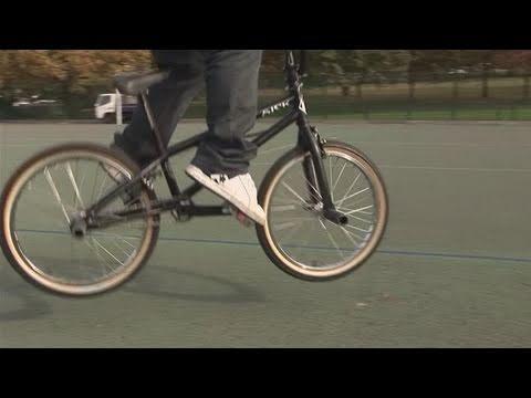 How To Bunny Hop On A BMX Bike