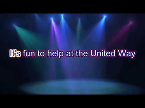 United Way Volunteer Karaoke (YMCA Parody)