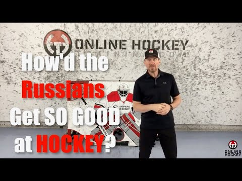 How The Russians Got So Good At Hockey