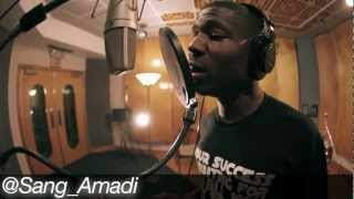 Tyrese - Stay (Cover By R&B Sensation Amadi)