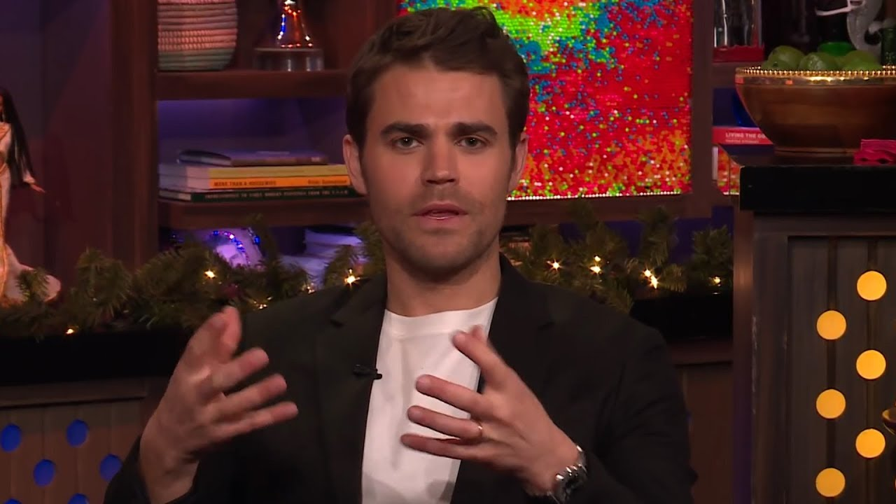 """Download Paul Wesley Wanted a Different """"The Vampire Diaries"""" Ending!"""