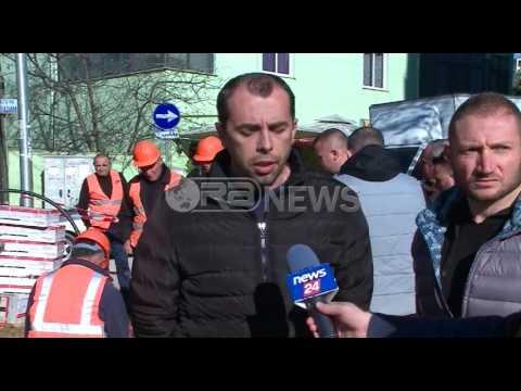 Ora News - Firma private lë pa energji 30 fshatra në Tiranë