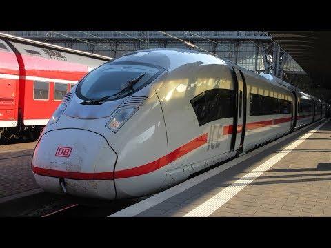 Deutsche Bahn ICE 9556 (Frankfurt to Paris) - August 23rd, 2018